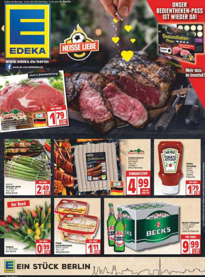 Edeka flugblatt . EDEKA (2021-04-17-2021-04-17)