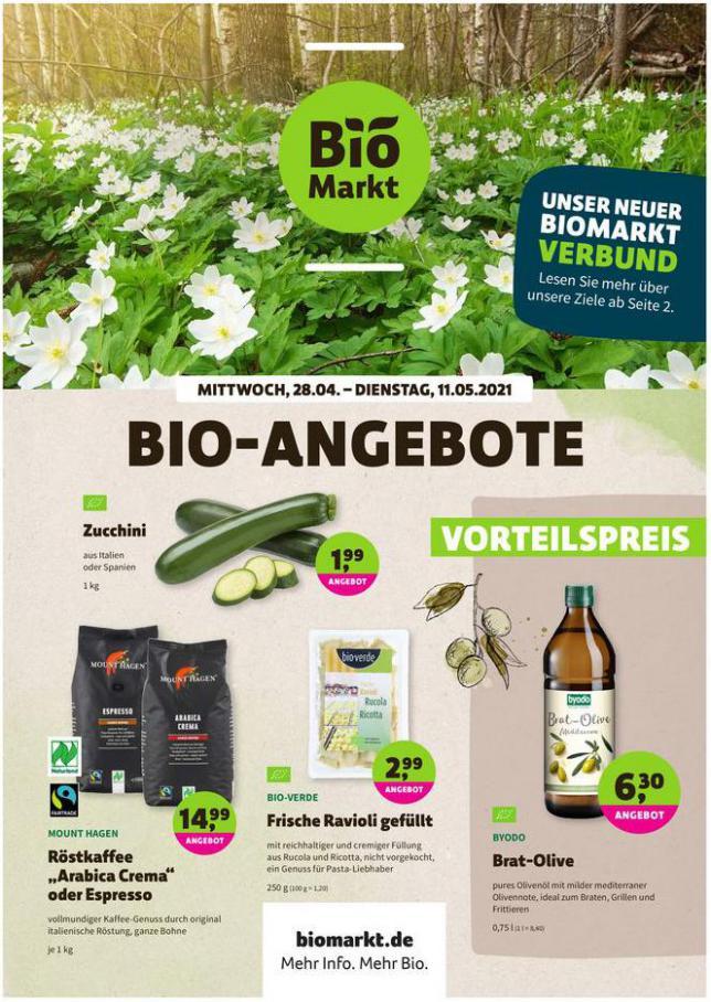 Angebote Prospekt  . BioMarkt (2021-05-11-2021-05-11)