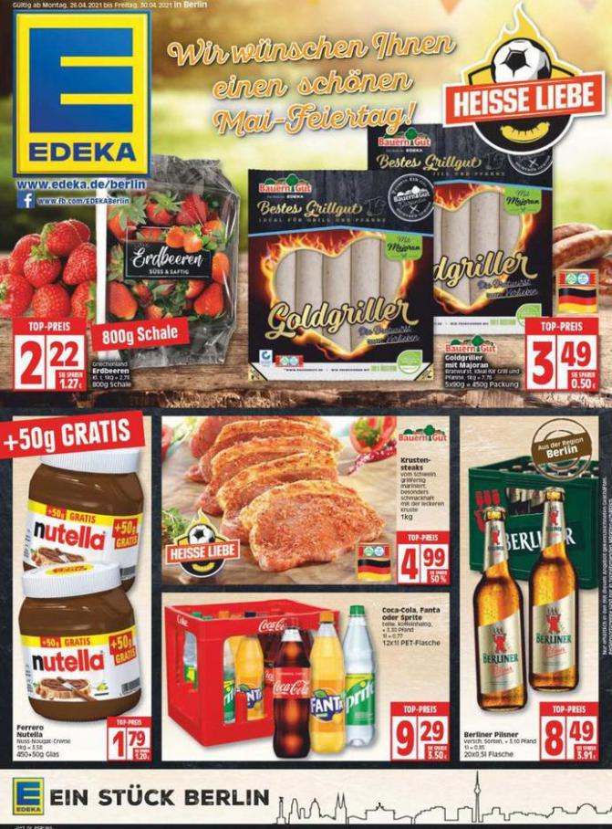 Edeka flugblatt . EDEKA (2021-05-01-2021-05-01)