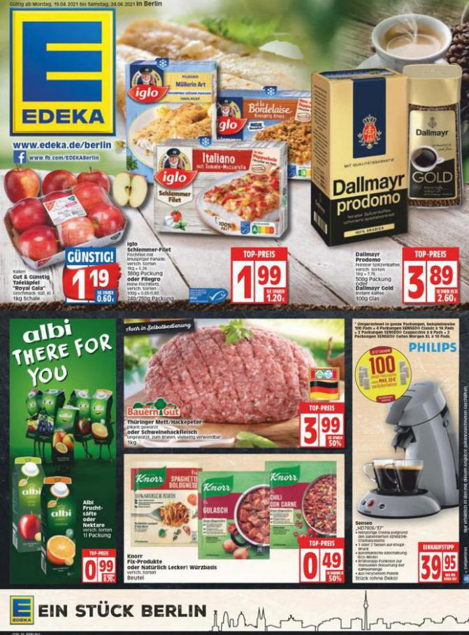 Edeka flugblatt . EDEKA (2021-04-24-2021-04-24)
