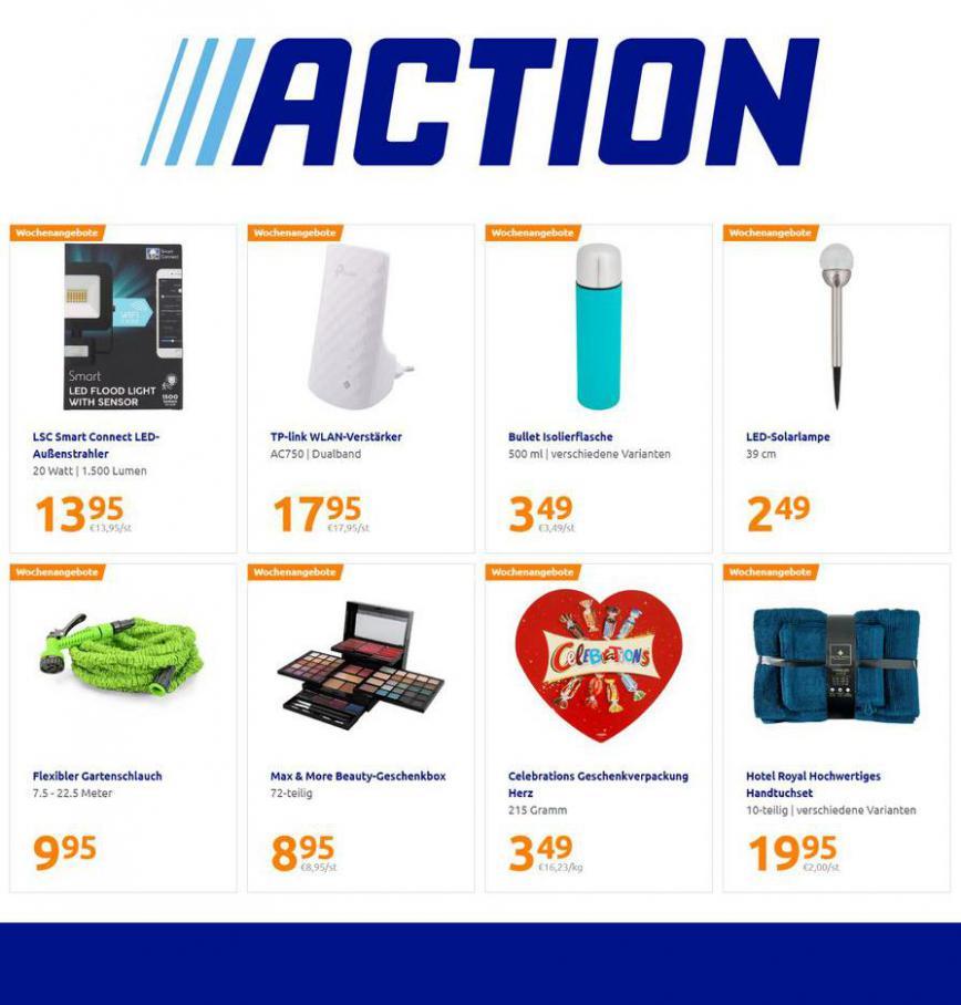 Wochenangebote . Action (2021-05-04-2021-05-04)