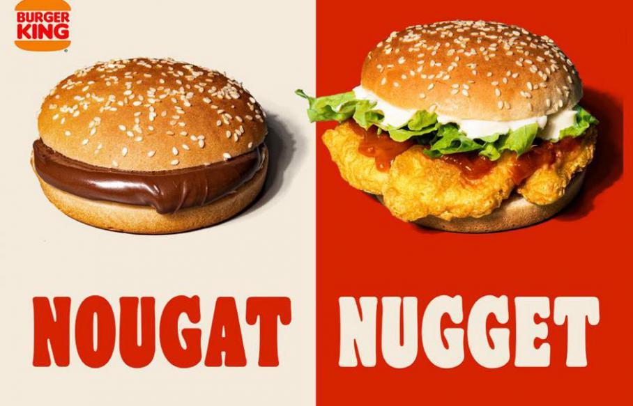 Unser Menu . Burger King (2021-04-29-2021-04-29)