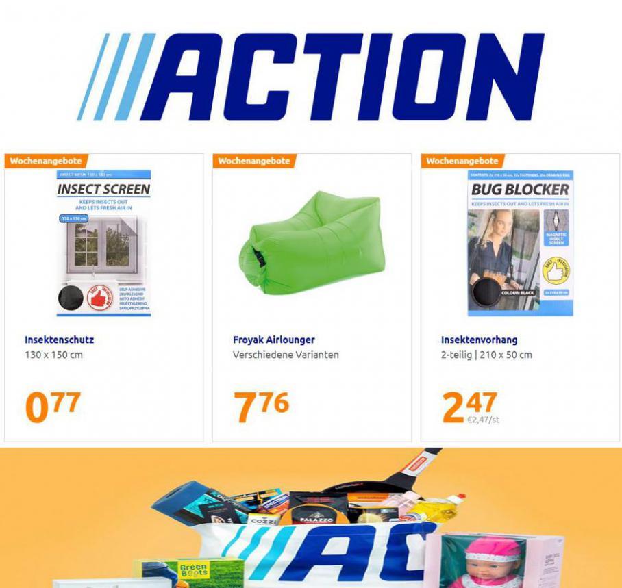 Angebote der Woche . Action (2021-05-25-2021-05-25)
