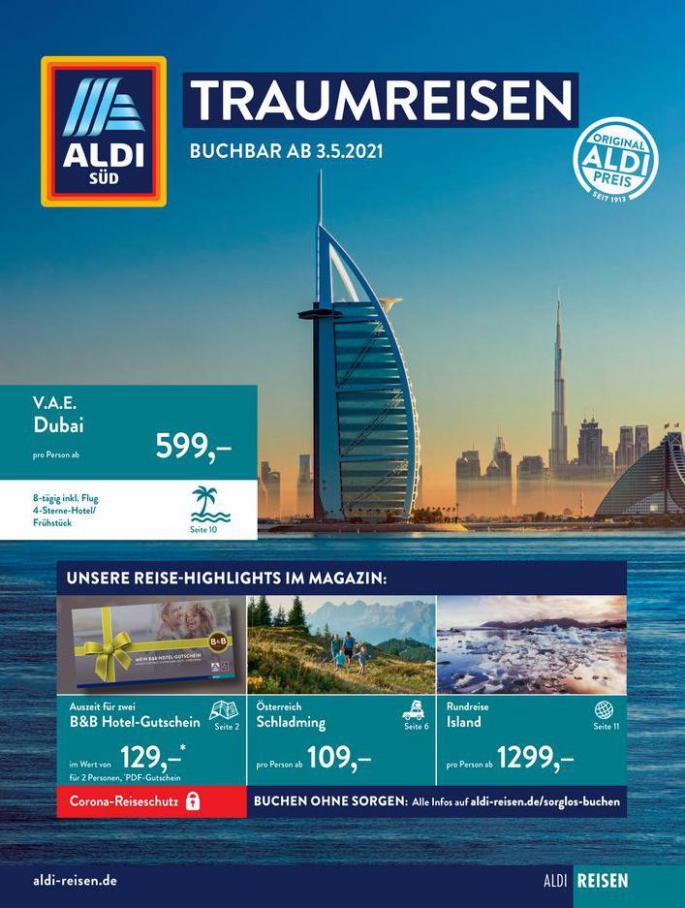 Aldi Süd flugblatt . Aldi Süd (2021-05-31-2021-05-31)