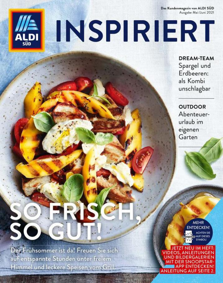 Aldi Süd flugblatt . Aldi Süd (2021-05-05-2021-05-05)