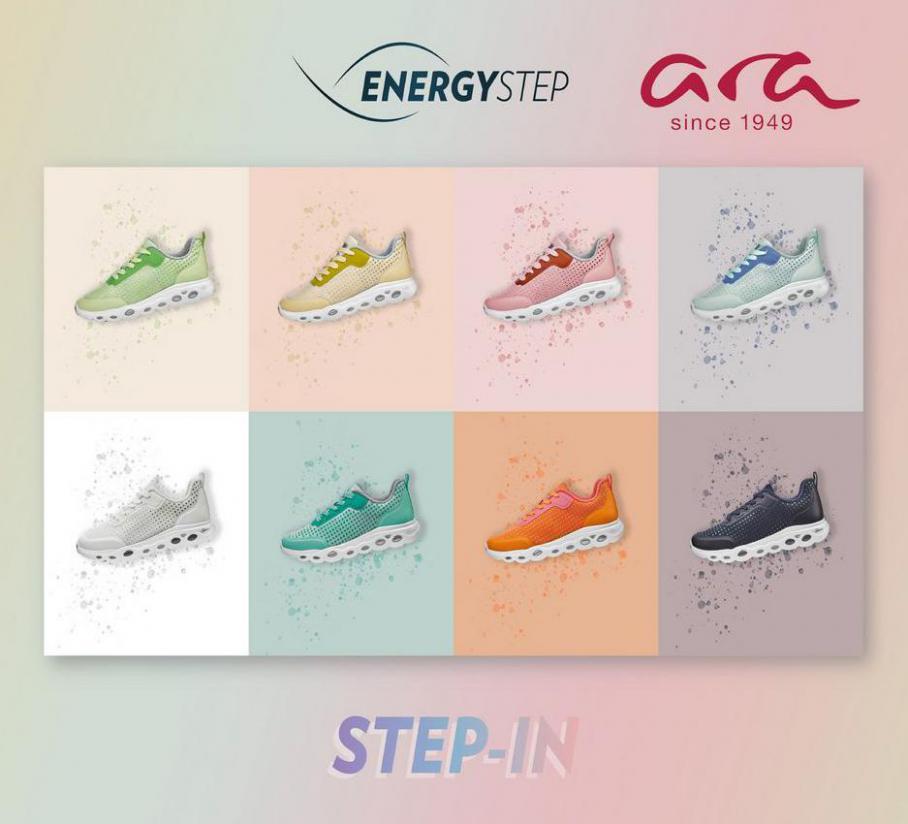 Energy step  . Ara Schuhe (2021-06-01-2021-06-01)