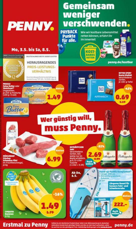 Penny flugblatt . Penny (2021-05-08-2021-05-08)