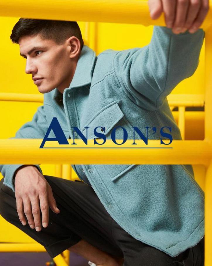 Lookbook . Anson's (2021-07-31-2021-07-31)