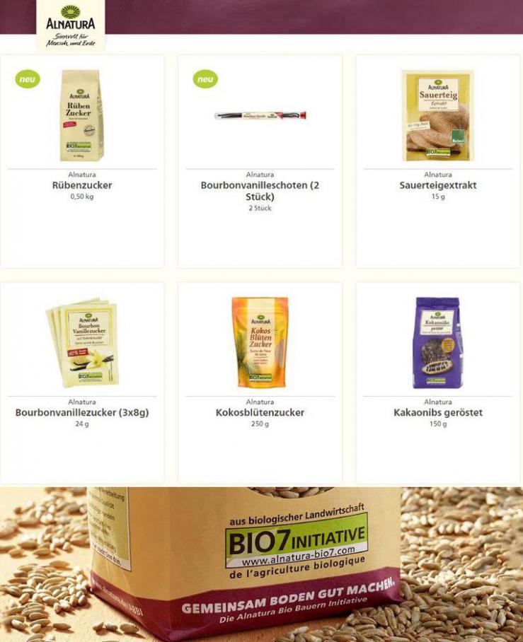 Unsere Produkte  . Alnatura (2021-06-06-2021-06-06)