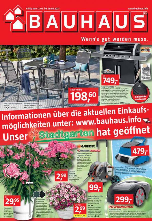 Bauhaus Prospekt . Bauhaus (2021-05-29-2021-05-29)