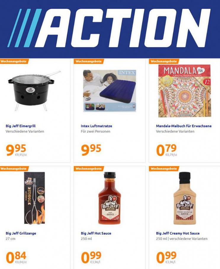 Angebote der Woche . Action (2021-05-18-2021-05-18)