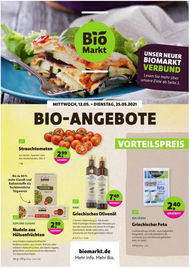 Angebote der Woche . BioMarkt (2021-05-18-2021-05-18)