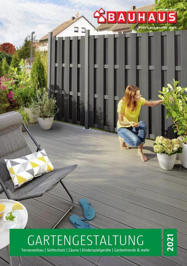 Gartengestaltung 2021 . Bauhaus (2021-06-30-2021-06-30)
