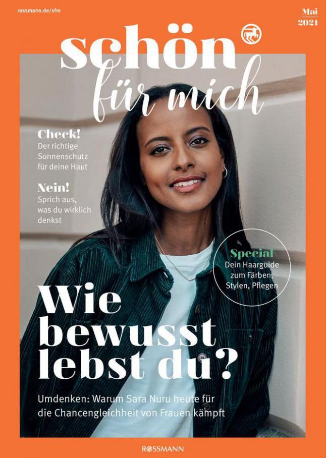 Magazin . Rossmann (2021-05-31-2021-05-31)