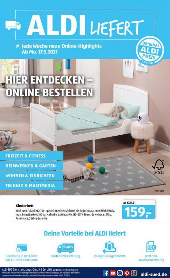 Aldi Süd flugblatt . Aldi Süd (2021-06-02-2021-06-02)