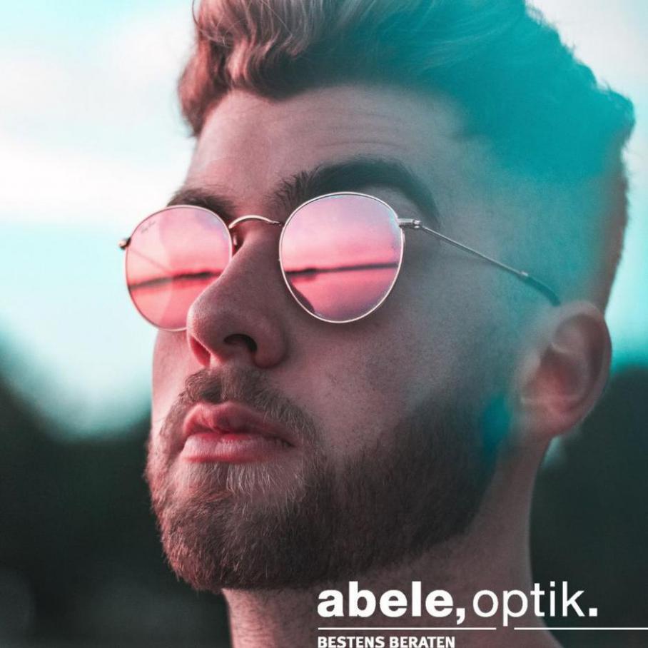 Abele Optik Sonnenbrillen . Abele Optik (2021-05-31-2021-05-31)
