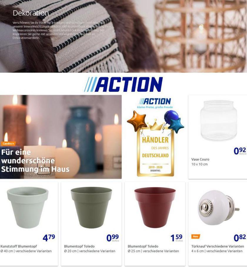 Dekoration Angebote . Action (2021-05-31-2021-05-31)
