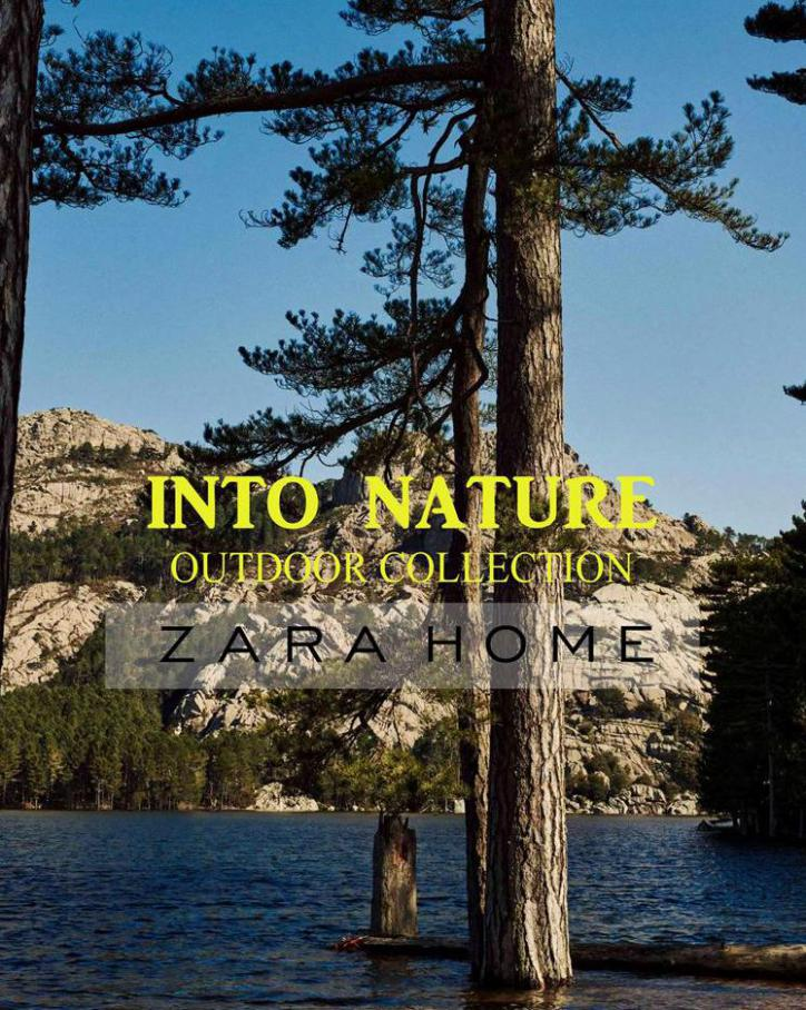 Into Nature - Outdoor Collection . Zara Home (2021-07-12-2021-07-12)