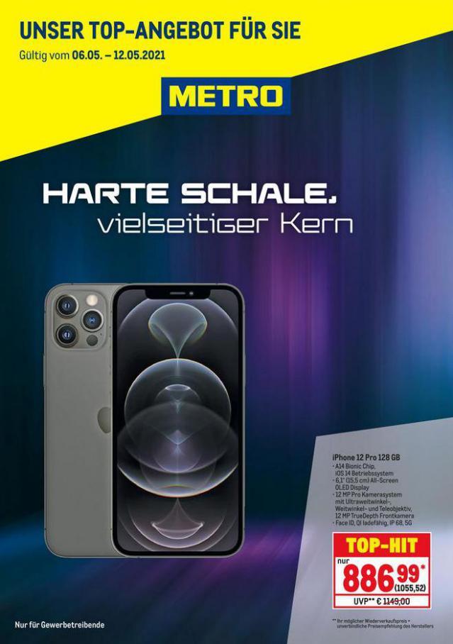 Knallerpreis iPhone . Metro (2021-05-12-2021-05-12)