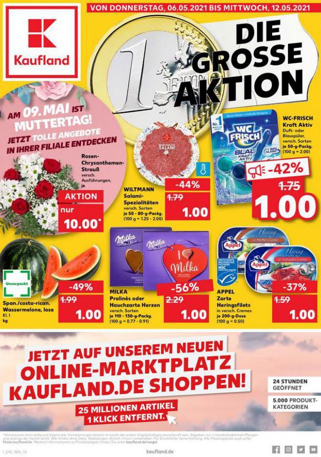 Angebote Kaufland . Kaufland (2021-05-12-2021-05-12)