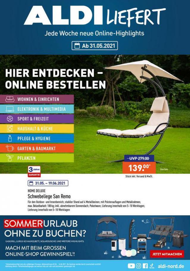 ALDI liefert. Aldi Nord (2021-06-19-2021-06-19)
