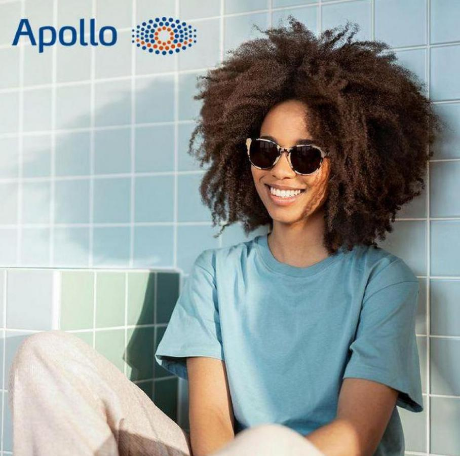 Apollo Optik Lookbook. Apollo Optik (2021-08-17-2021-08-17)