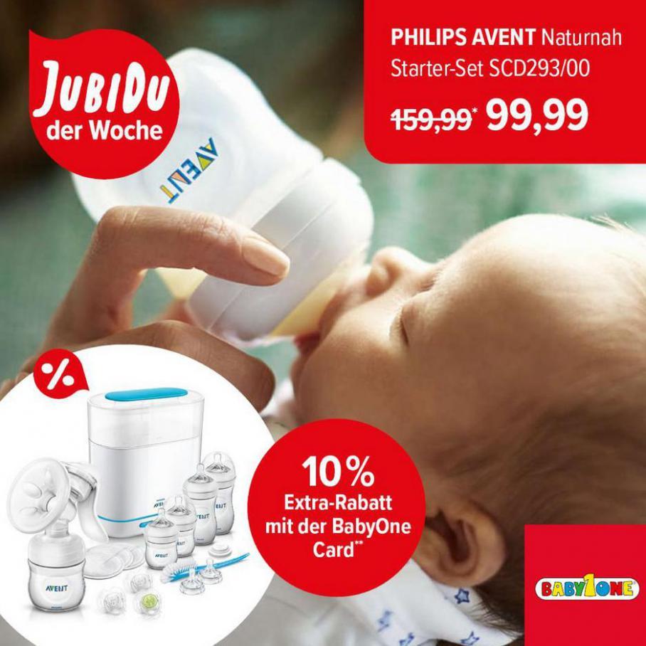 Jubidu Der Woche . BabyOne (2021-06-06-2021-06-06)