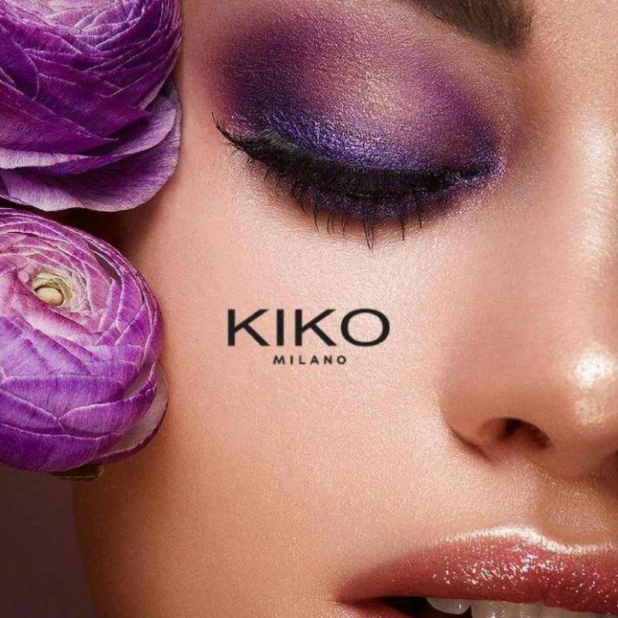 Kiko Milano Lookbook. Kiko (2021-08-16-2021-08-16)