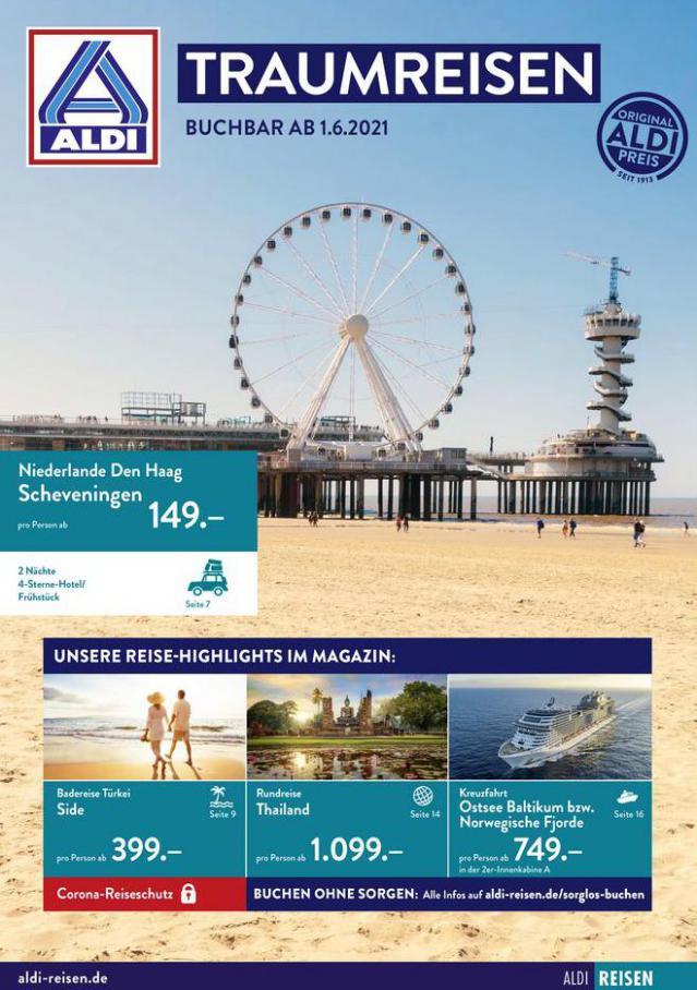 ALDI Reisen . Aldi Nord (2021-06-10-2021-06-10)