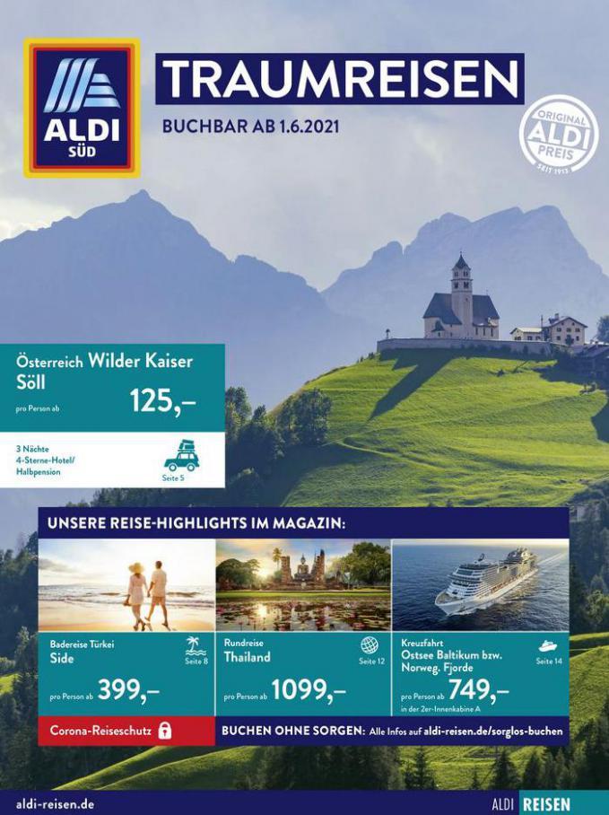 Aldi Süd flugblatt . Aldi Süd (2021-06-30-2021-06-30)