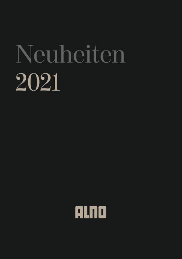 Neuheiten 2021. alno Küchenwelten (2021-12-31-2021-12-31)