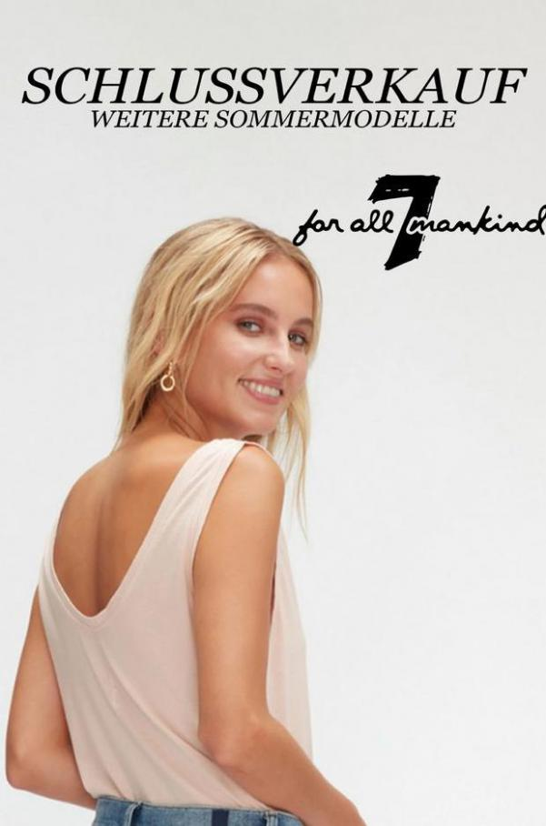 Lookbook. 7 For All Mankind (2021-07-31-2021-07-31)