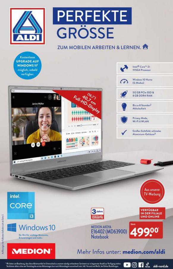 ALDI Multimedia. Aldi Nord (2021-08-29-2021-08-29)