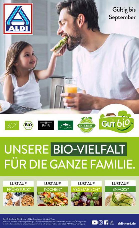 Unsere Bio-Vielfalt. Aldi Nord (2021-08-31-2021-08-31)
