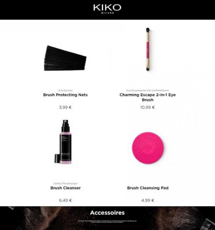 Aktuelle Angebote. Kiko (2021-09-10-2021-09-10)