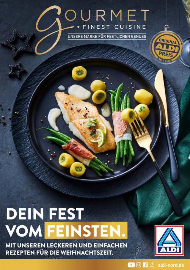 Aldi Gourmet. Aldi Nord (2021-10-31-2021-10-31)